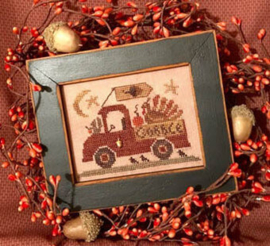 Homespun Elegance - Turkey Trot Truck