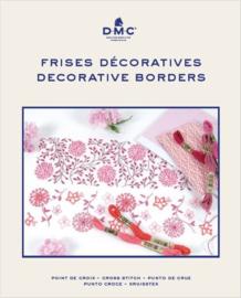 Boek - DMC - Decorative Borders