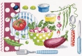 BK 896 - The bright kitchen - La cuisine vitaminée
