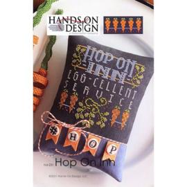 Hands on Design - Hop On Inn
