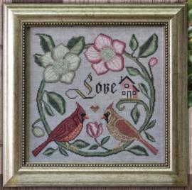 Cottage Garden Samplings - Forever & Ever (the Songbird's garden series nr. 1)