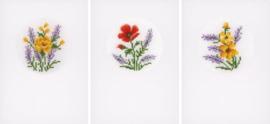 Vervaco - Bloemen & Lavendel (wenskaarten) - (PN-0169664)