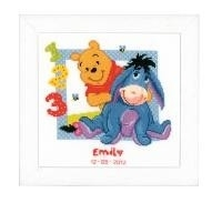 art. PN-143937 - 1 - 2 - 3 with Pooh and Eyeore