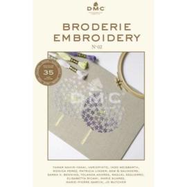 Livret DMC - Embroidery  (nr. 2)