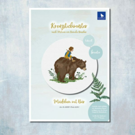 Acufactum - Mädchen mit Bär (meisje met beer)