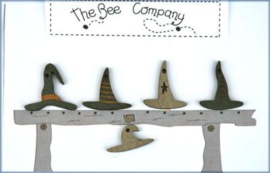 The Bee Company - Chapeau de sorcière (TBHA7)