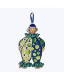 Le Bonheur des Dames - réf. 2646 (Schotse clown - heer)