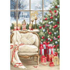 Luca-S - Christmas Interior Design (LS-B599)