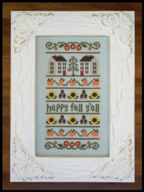 Country Cottage Needlework - Happy Fall y'All