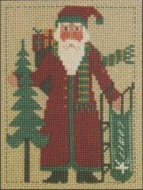 The Prairie Schooler - Santa 2008