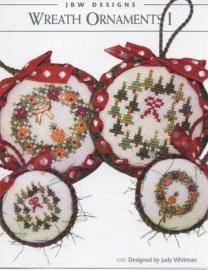 JBW Designs - Wreath Ornaments I (280)