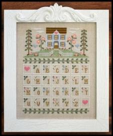 Country Cottage Needleworks - Cottage Alphabet