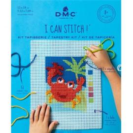 DMC - I can stitch - De Krab (ref. C06N90K)
