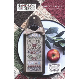 Hands on Designs - Pomme & Sauge (Apple & Sage - The French Kitchen)