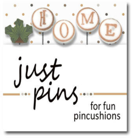 "Just another Button - Just Pins ""Home"""