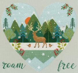 Bothy Threads - Wild at Heart - Roam Free