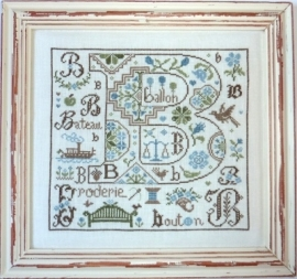 Jardin Privé - Letter B