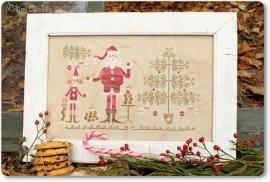 Madame Chantilly - Santa's cookies