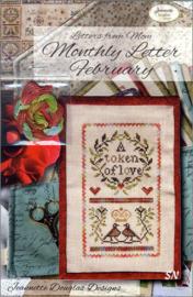 Jeannette Douglas - Letters from Mom - Monthly Letter February