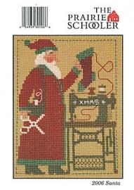 The Prairie Schooler - Santa 2006