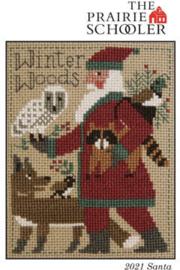 The Prairie Schooler - Santa 2021