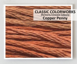 Classic Colorworks - Copper Penny