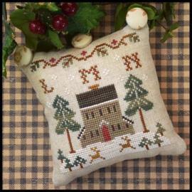 Little House Needleworks - ABC Samplers - Nr. 5 LMN