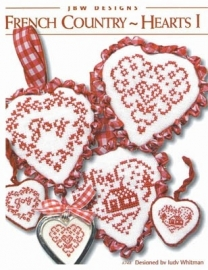 JBW Designs - French Country - Hearts I