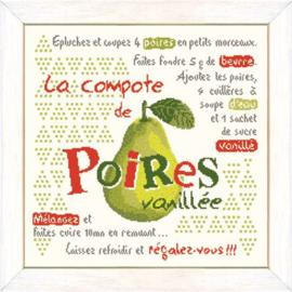 Lili Points - G036 - Compote de poires
