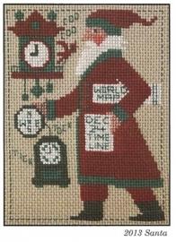 The Prairie Schooler - Santa 2013