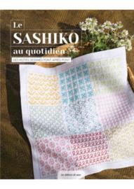 Livre - Le Sashiko au quotidien