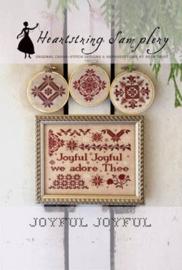 Heartstring Samplery - Joyful Joyful