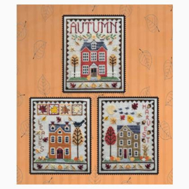 Waxing Moon Designs - Autumn House Trio