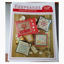 Sue Hillis Designs - Keepsakes book one (deel 1)