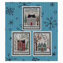 Waxing Moon Designs - Winter House Trio