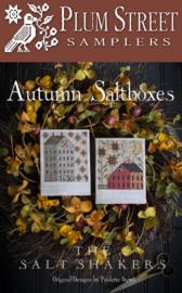 Plum Street Samplers - Autumn Saltboxes