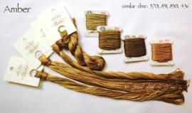Nina's Threads - Amber