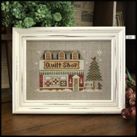 "Little House Needleworks - Hometown Holiday ""Quilt Shop"" (nr. 19)"