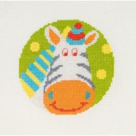 DMC-BK1481 - Mini kit Zebra