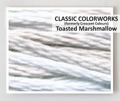 Classic Colorworks - Toasted Marshmallow