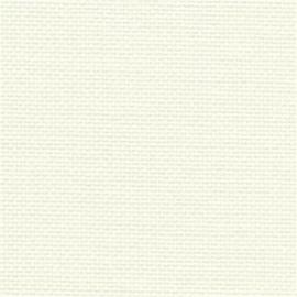 Zweigart - Aïda Extra-fine (8 st/cm - 20 ct) - kleur 101 (gebroken wit)
