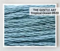 The Gentle Art - Tropical Ocean