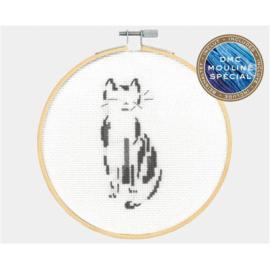 DMC - BK1881 - Pensive Cat