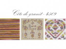 DMC Coloris 4509 - Côte de granit