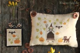 Madame Chantilly - Halloween Tea