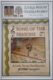 Little House Needleworks - Song of the Season (Mystery Sampler - part I)