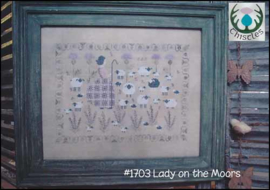 Thistles - Lady on the Moors