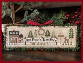 Little House Needleworks - Jack Frost's Tree Farm - Jack Frost nr. 1