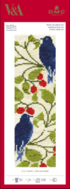 DMC - Bird and Berries (C.F.A. Voysey) - BL1171/77 (Victoria & Albert Museum London)