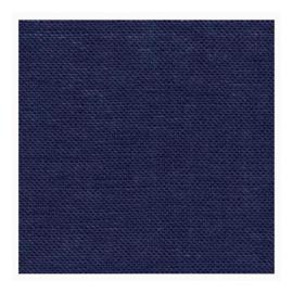 Zweigart - Belfast (12.6 dr/cm - 32 ct) - kleur 589  (donker blauw)